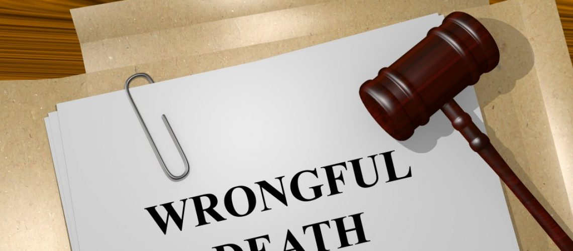 document on wrongful death